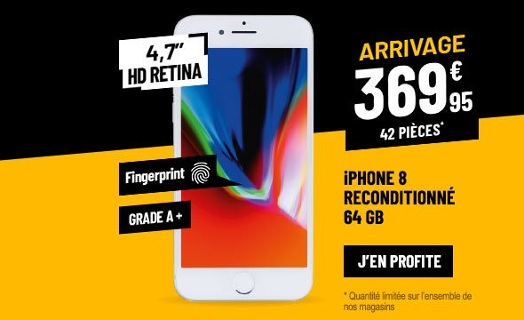 APPLE IPHONE 8 64 GO