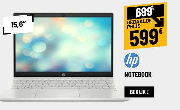 Laptop 15,6'' HP 15s-Fq1024nb