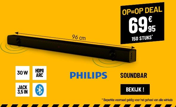 Barre de son PHILIPS HTL1508