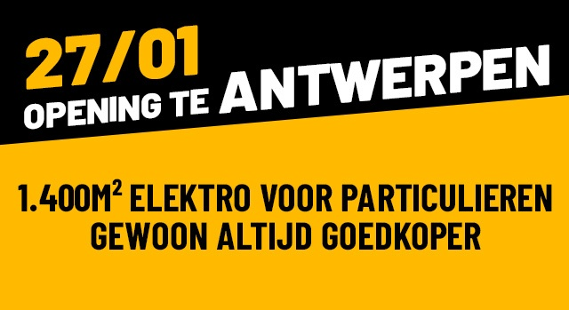 ELECTRO DEPOT ANVERS