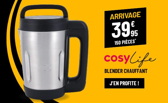 Blender Chauffant Cosylife CL-SM02X