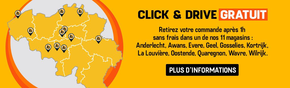 Click & Drive