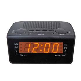 Radio-réveil - Electro Dépôt