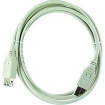 Cordon Electro Dépôt rallonge AA M/F 2M