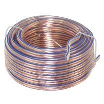 Câble haut parleur 2 x 0,35 - 10 mètres