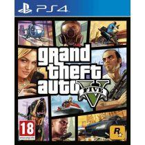 Jeu vidéo PS4 GTA V