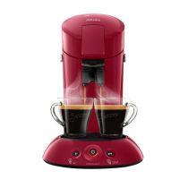 Koffiezetapparaat SENSEO HD6554/92 Rood + 2 kopjes