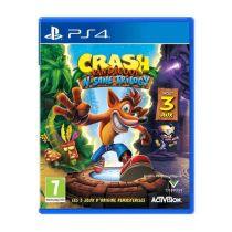 Jeu vidéo PS4 Crash Bandicoot TRILOGY
