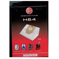 Stofzuigerzak HOOVER H64 x5