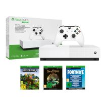 Console Jeux MICROSOFT XBOX ONE S All digital 1 To + 3 Jeux