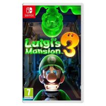 Jeu vidéo NINTENDO Switch  LUIGI'S MANSION 3