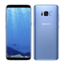 Smartphone SAMSUNG GALAXY S8 64 GB blauw refurbished A+ grade
