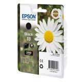 Inktpatroon EPSON T1801 Madelief Zwart