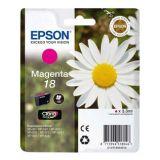 Inktpatroon EPSON T1803 Madelief Magenta