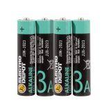 Batterij ELECTRO DÉPÔT Alkaline LR3 x 4