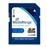 Carte SD MEDIA-RANGE 32Go classe10