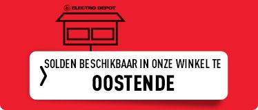 Solden winkels Oostende !
