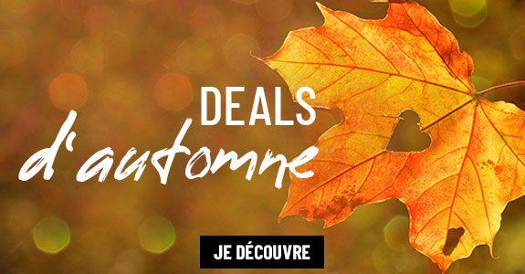 Deals d'automne