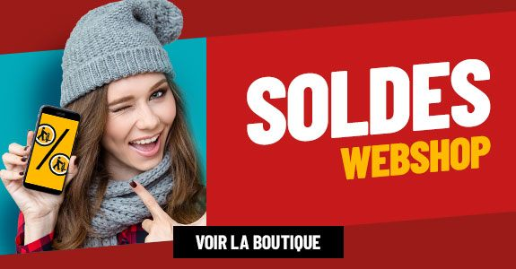 Soldes Webshop