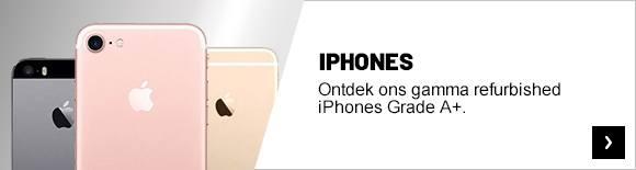 iPhones refurbished