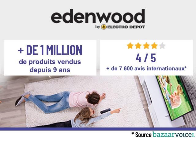 Edenwood by ELECTRO DEPOT