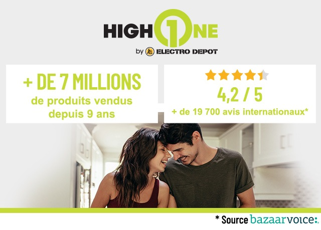 highone by ELECTRO DEPOT