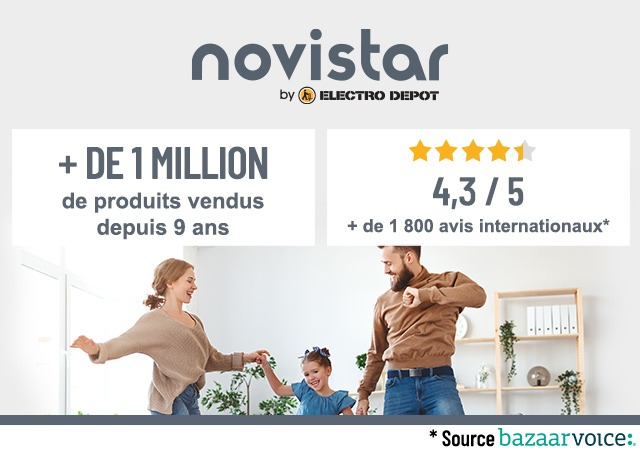 novistar by ELECTRO DEPOT