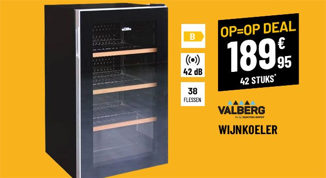 electro depot goedkope elektro huishoudtoestellen tv. Black Bedroom Furniture Sets. Home Design Ideas