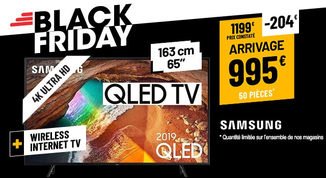 TV UHD 4K SAMSUNG QE65Q60 SMART WIFI