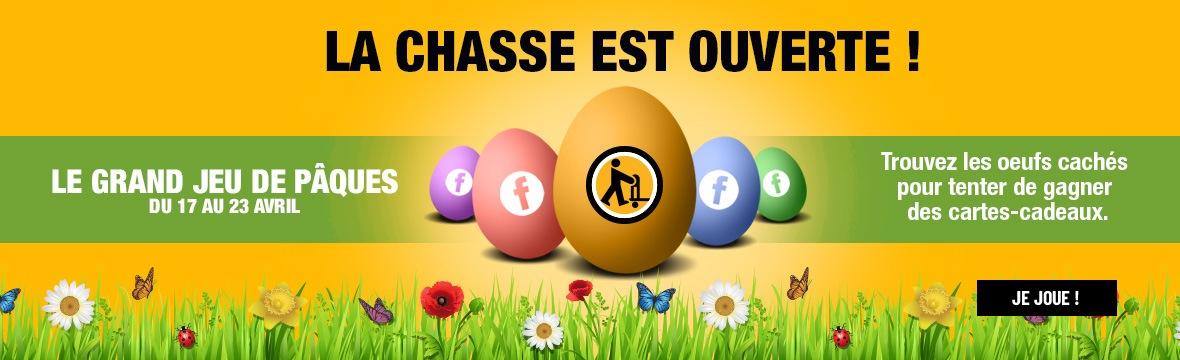 Grand jeu de Pâques
