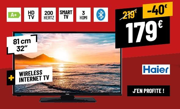 TV LED HAIER LDF40V280S SMART