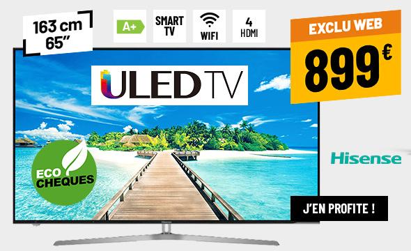 TV UHD 4K HISENSE 65U7A ULED SMART WIFI