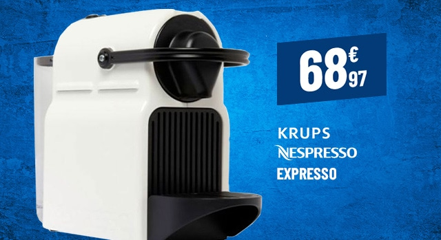 EXPRESSO KRUPS INISSIA YY1530