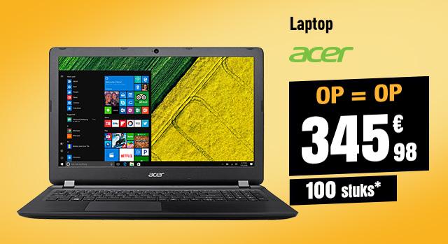 Laptop ACER Aspire ES1-533-C0WY nr NX GF