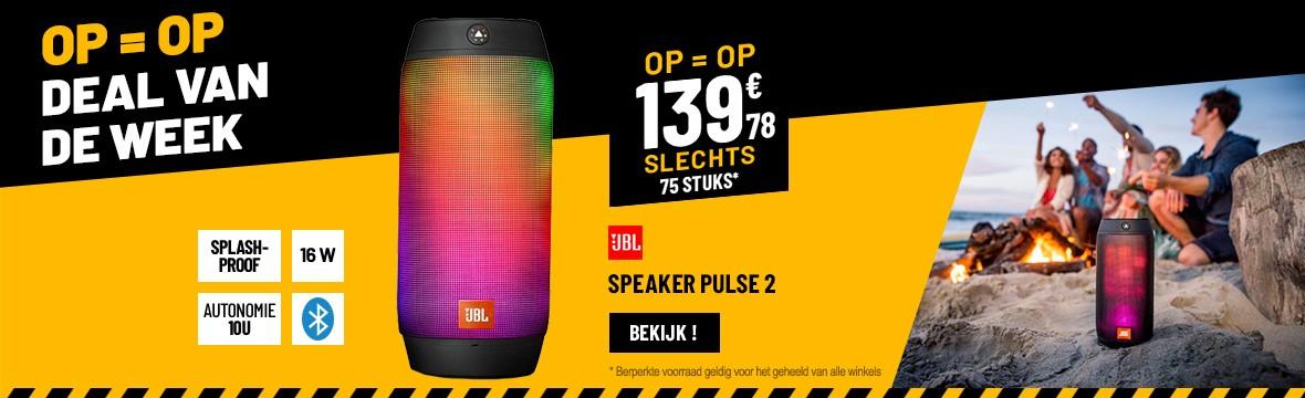 SPEAKER JBL PULSE 2