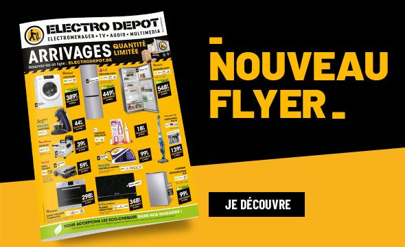 Nouveau flyer