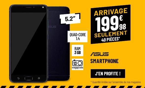 SMARTPHONE ZENFONE 4 MAX 5,2'' 4G NOIR