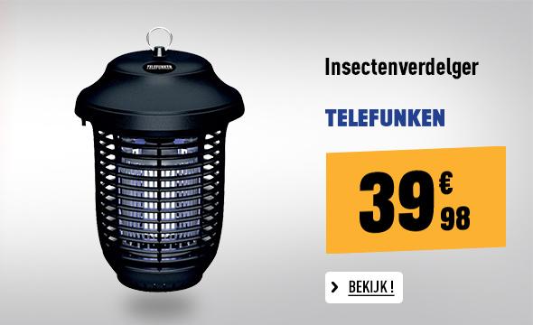 Insectenverdelger TELEFUNKEN TKVLKI40