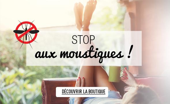 Stop aux moustiques