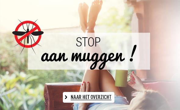 STOP aan muggen !