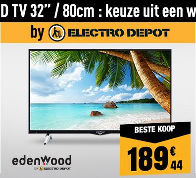LED TV EDENWOOD ED3205HD CONNECTED