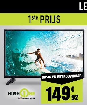 LED TV HIGH ONE HI3200HD
