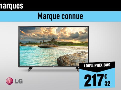 TV LED LG 32LH500D