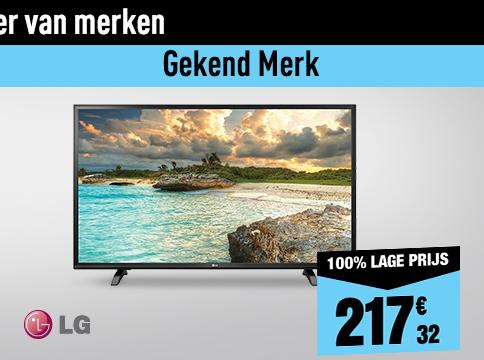 LED TV LG 32LH500D