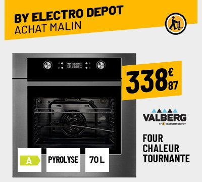 FOUR CHALEUR TOURNANTE VALBERG FM 70 P X MISC