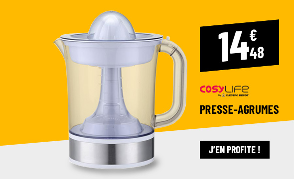 PRESSE-AGRUMES COSYLIFE CL-CJ01X
