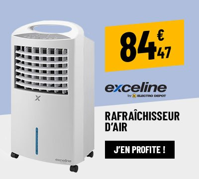 RAFRAÎCHISSEUR D'AIR EXCELINE EX-RA10