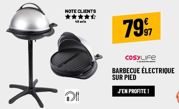 BARBECUE OP VOET COSYLIFE CL-BP+