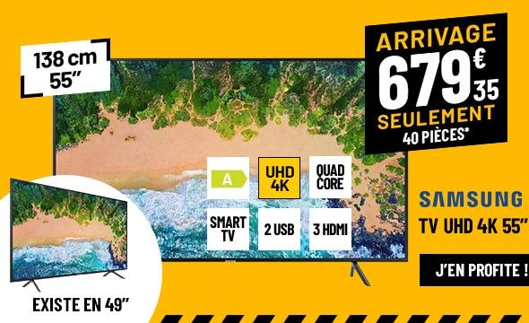 TV UHD 4K SAMSUNG NU7172