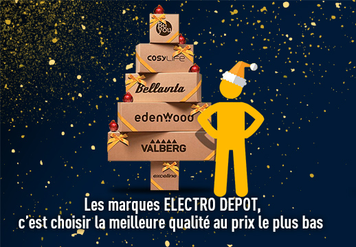Marques by electrodepot